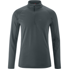 Maier Sports Christian LS Turtleneck Top Men graphite